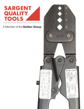Battery Crimp Tool for Cast Heavy Duty Tube Lugs & Terminals and Standard Wall Lugs - SARGENT® #6228 CT