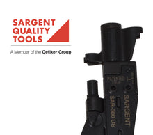 Coax Compression Drop Tool - best tool in tight spaces SAR-300 US