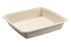 1400ml square BePulp bagasse containers