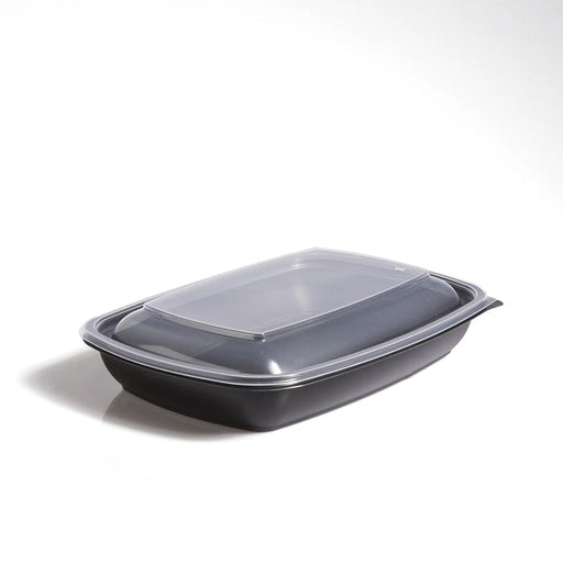 Clear Lids to fit 600ml and 900ml Fastpac Trays