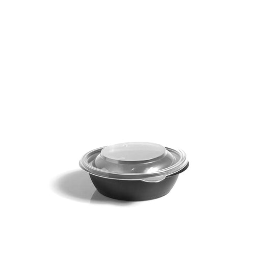 Flat Lids to fit 250ml, 375ml and 500ml Round Fastpac Bowls