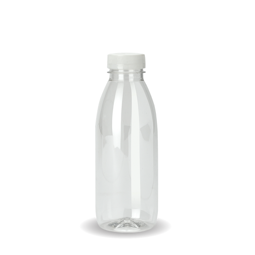 500ml PET Bottles with Tamper Evident Lids
