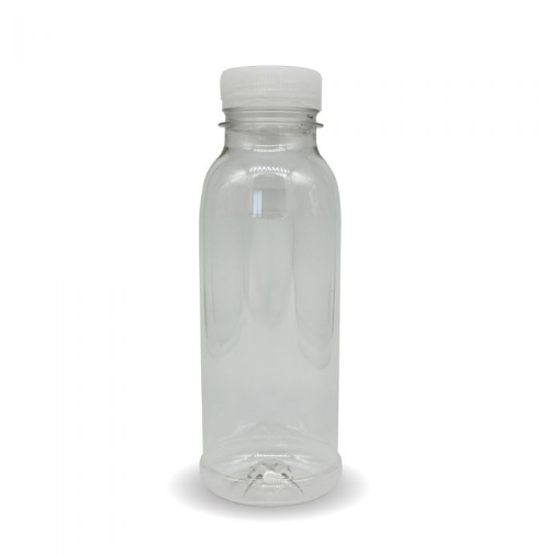 330ml PET Bottles with Tamper Evident Lids