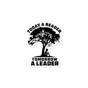 TODAY A LEADER Stickers