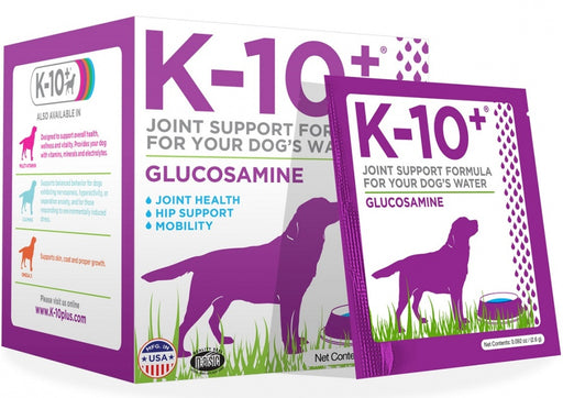 K-10+ For Your Dog's Water Glucosamine Formula Dog Supplement