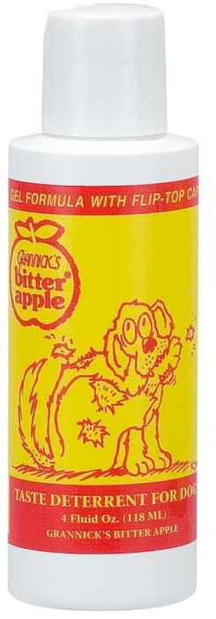 Grannick's Bitter Apple Anti-Chewing Gel for Dogs