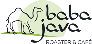 logo with camel saying