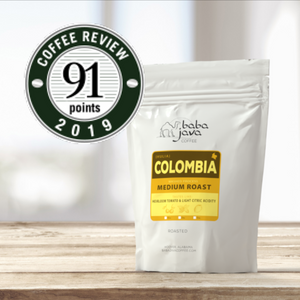Colombia Coffee Review