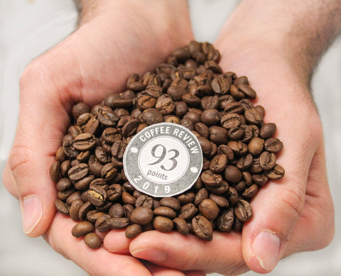 Perfectly Roasted Coffee Beans