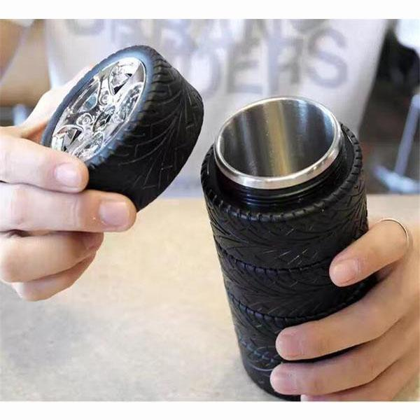 Tyre Stijl Thermos Waterfles