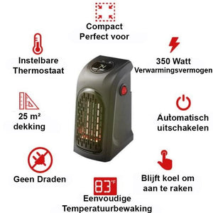Thermal™ Geweldige Kamerverwarmer