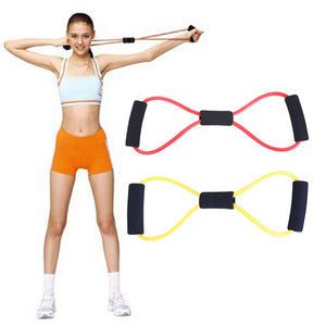 Tension Exercise Rope