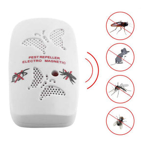 Electronic Ultrasonic Insect Pest Killer - Gadget Magazijn
