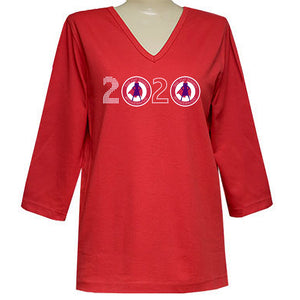 2020 Power of Fun 3/4 Sleeve Classic Shirt