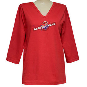 Glee Club Classic 3/4 Sleeve Shirt