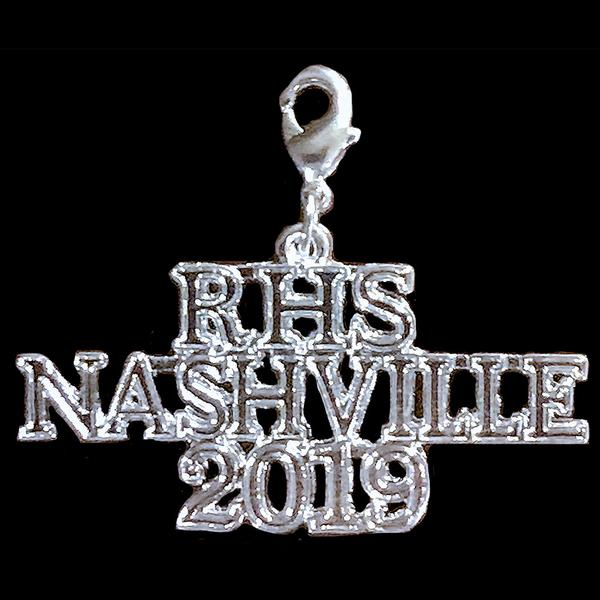 Hatsville Live 2019 Button Pin