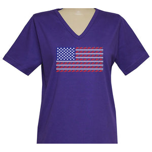 Red Hat Society Americana Short Sleeve Classic