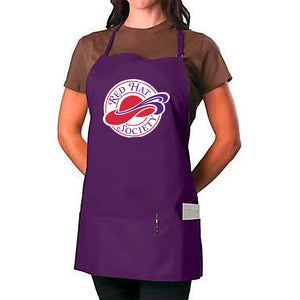 Red Hat Society Logo Apron