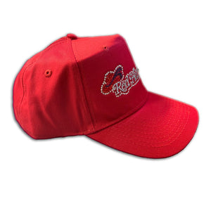 Red Hat Society Baseball Hat Deluxe