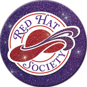 Red Hat Society Coasters