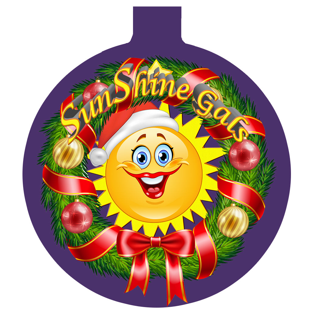 Sunshine Gals Ornament
