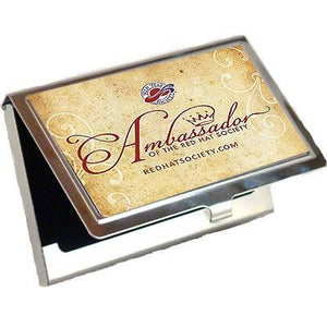 Ambassador Calling Card Holder