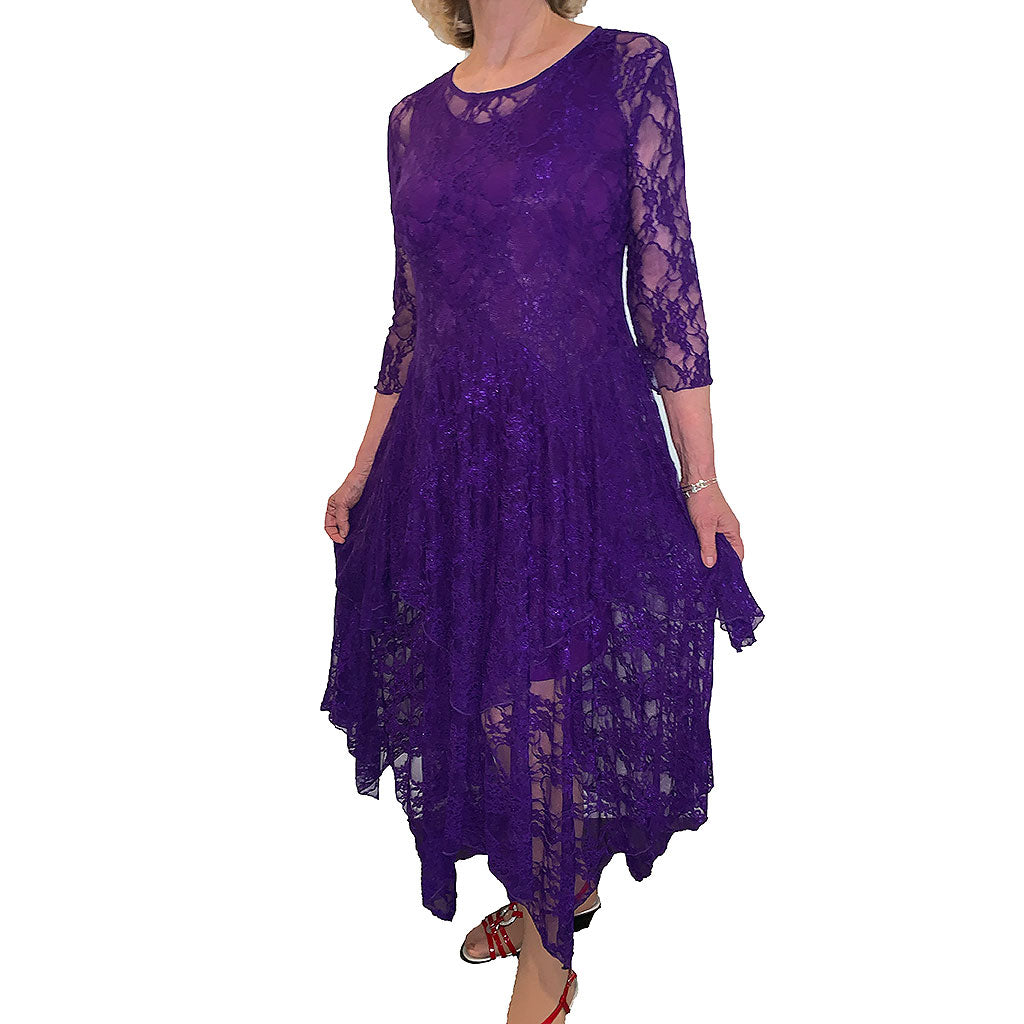 Alexandria Collection - Lace Tunic