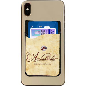 Ambassador Card Caddy Phone Wallet