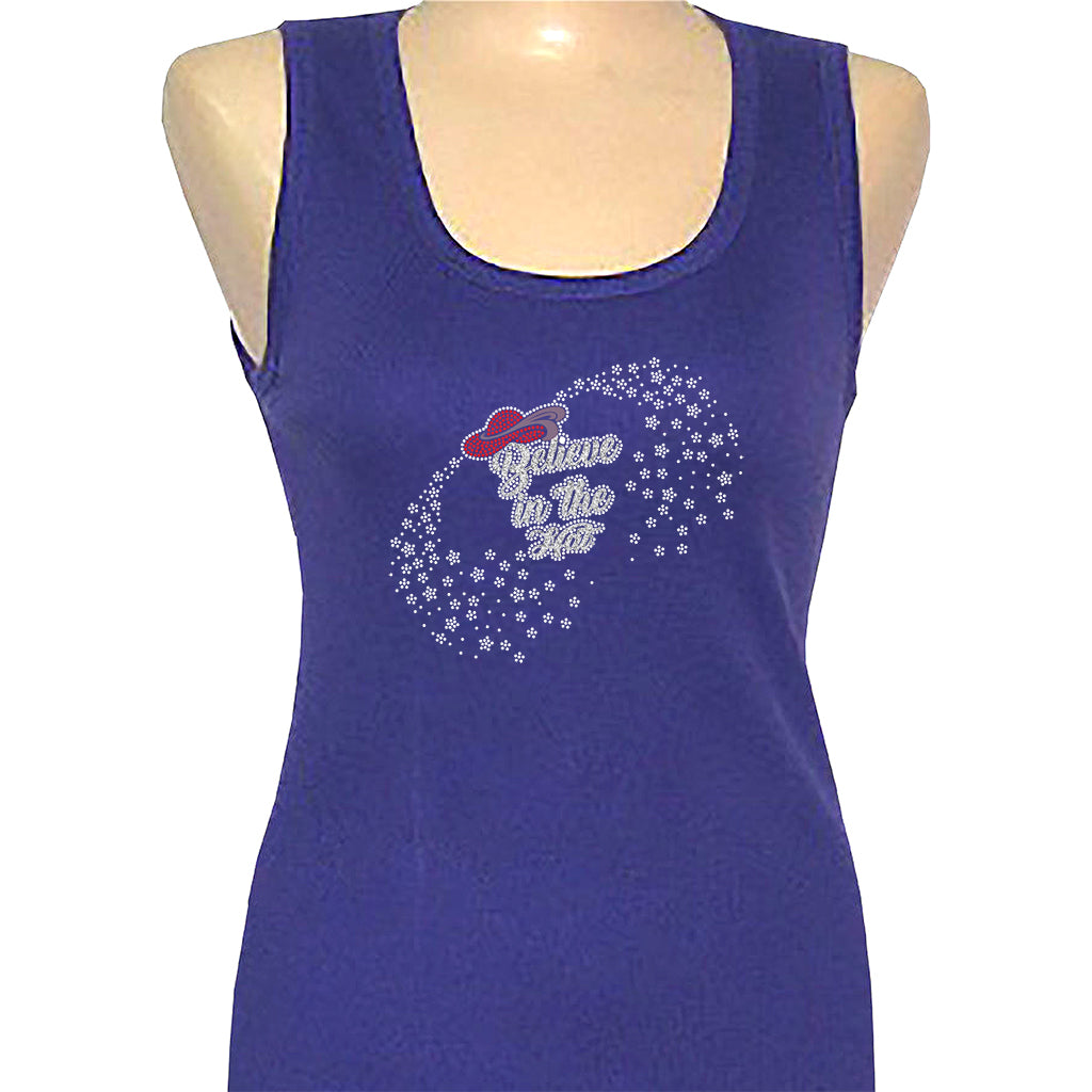 Believe Tank Shirt