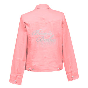 Bionic Babes Denim Crystal Jacket