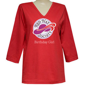 Red Hat Society Birthday Girl Classic Collection