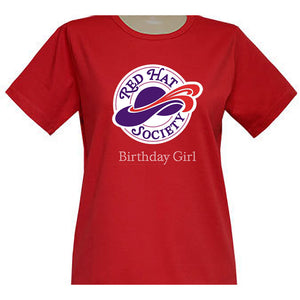 Birthday Girl Short Sleeve Classic