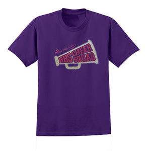 Red Hat Society Cheer Basic T-Shirt