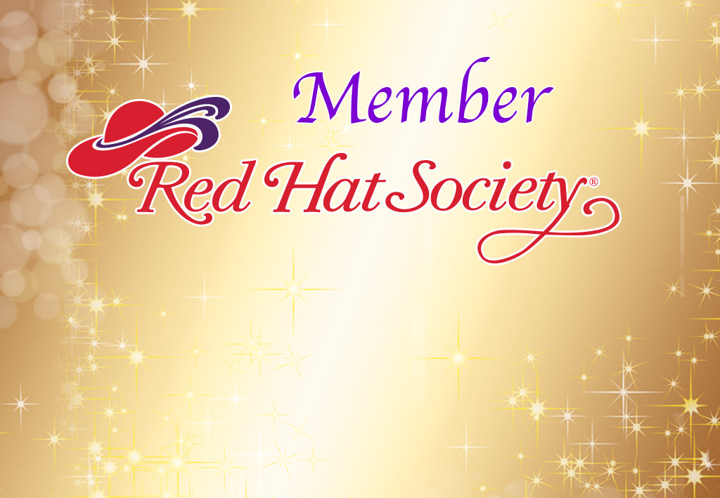 Red Hat Society Custom Pocket Planner