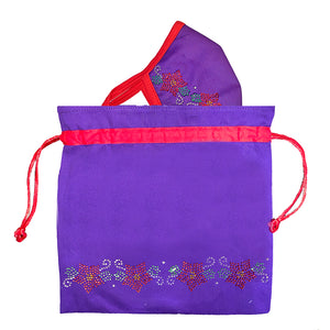 Hatty Holly Face Mask Bag