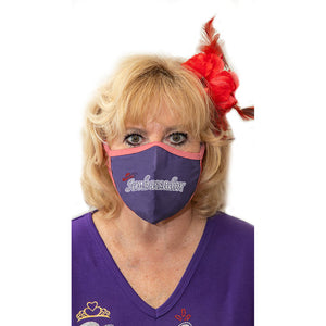 Ambassador Hat Face Mask Set