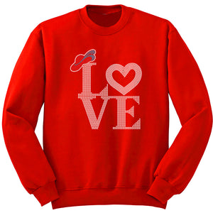 Love of The Hat Sweatshirt