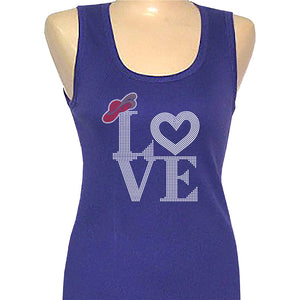 Love of The Hat Tank Shirt