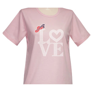 Love of The Hat Short Sleeve Classic Sccop Neck