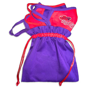 Red Hat Society Mask Bag