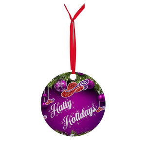 Hatty Holidays Ornament