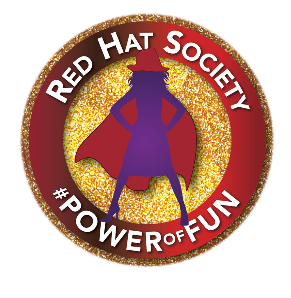 Power of Fun Button Pin