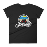 Women's Jeep Life Beach Tee