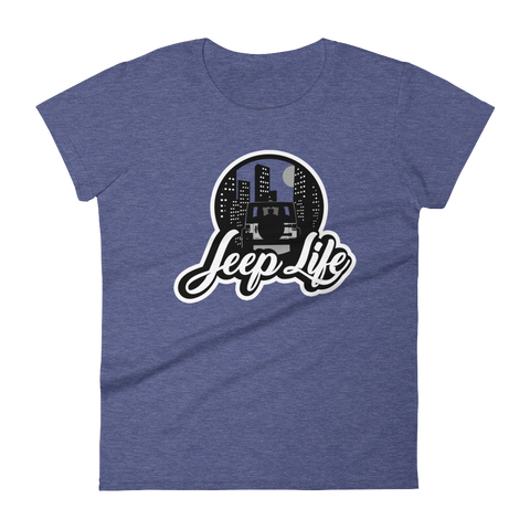 Women's Jeep Life City Tee