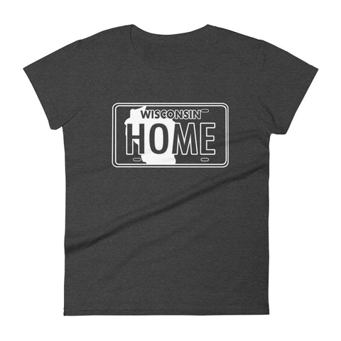 Women's My Home State-Wisconsin