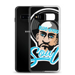 Load image into Gallery viewer, Blue Eyed Soul Samsung Cases