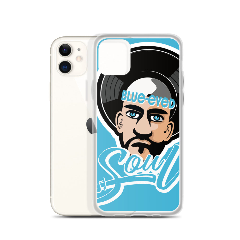 Blue Eyed Soul 2.0 iPhone Cases