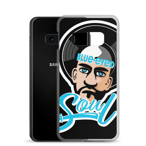 Blue Eyed Soul Samsung Cases