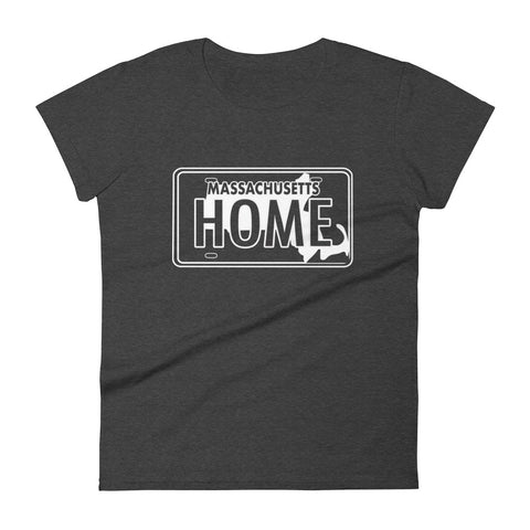 Women's My Home State-Massachusetts