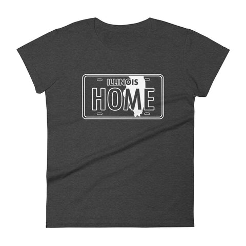 Women's My Home State-Illinois